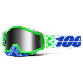 Мотоочки 100% Racecraft Goggle Alchemy Mirror - Silver Lens