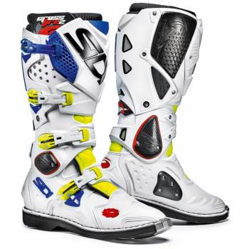 Ботинки Sidi CROSSFIRE 2 Yellow-White-Blue 43