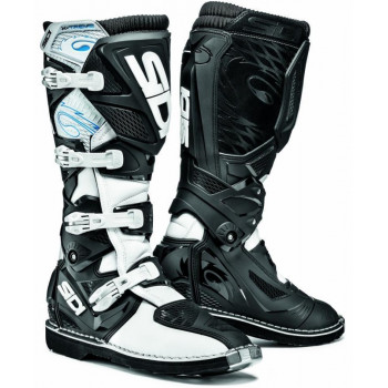фото 1 Мотоботы Ботинки Sidi X-Treme White-Black 43