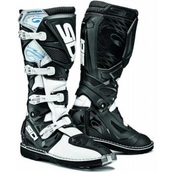 Ботинки Sidi X-Treme White-Black 45