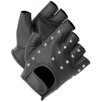 Мотоперчатки без пальцев Buse Cruiser Black 9