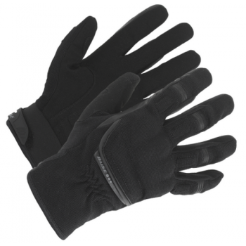 Мотоперчатки Buse Soft Ride Black 9