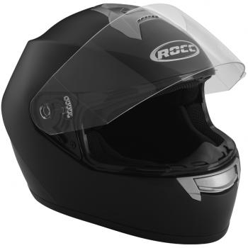фото 1 Мотошлемы Мотошлем Rocc 360 Matt Black S