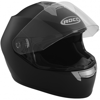 Мотошлем Rocc 360 Matt Black XL