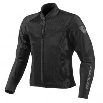 Мотокуртка REVIT GT-R AIR текстиль Black S