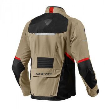 фото 2 Мотокуртки Мотокуртка Revit Safari 2 Sand-Black XL