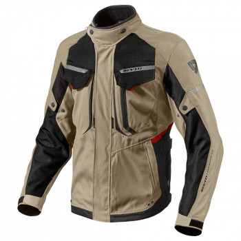 фото 1 Мотокуртки Мотокуртка Revit Safari 2 Sand-Black XL