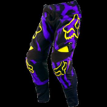 Мотоштаны Fox 360 Marz Violet 34