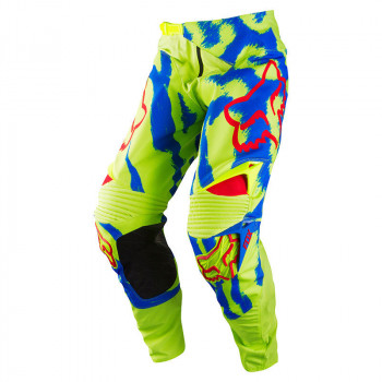 фото 1 Кроссовая одежда Мотоштаны Fox 360 Marz Yellow 36
