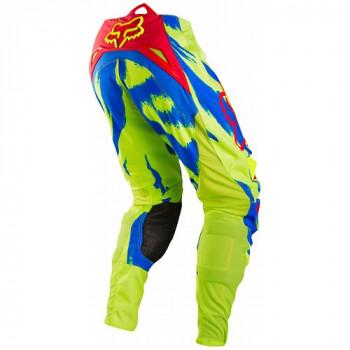 фото 3 Кроссовая одежда Мотоштаны Fox 360 Marz Yellow 36