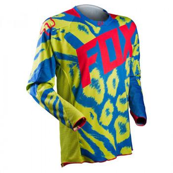фото 2 Кроссовая одежда Мотоджерси Fox 360 Marz Yellow 2XL