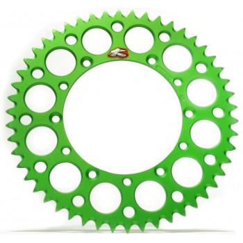 Звезда задняя Renthal Ultralight 520 51z Green