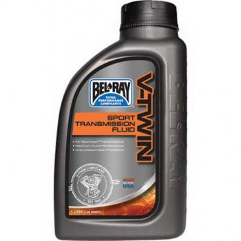 Масло трансмиссионное Bel-Ray Sport Transmission Fluid