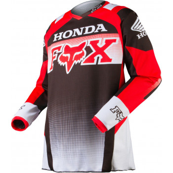 фото 1 Кроссовая одежда Мотоджерси Fox 180 Honda Red M