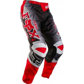 фото 2 Кроссовая одежда Мотоштаны Fox 180 Honda Red 32