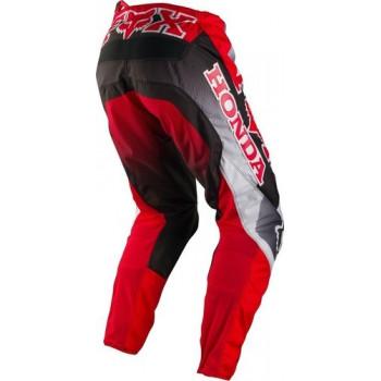 фото 3 Кроссовая одежда Мотоштаны Fox 180 Honda Red 32