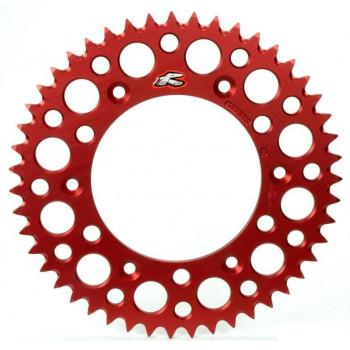 Звезда задняя Renthal Ultralight 520 53z Red