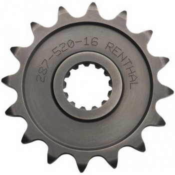 фото 1 Цепи и звезды Звезда передняя Renthal Standard Front Chainwheels 525 16z