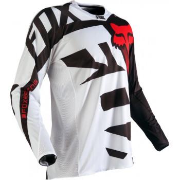 фото 2 Кроссовая одежда Мотоджерси Fox 360 Shiv Black-White 2XL