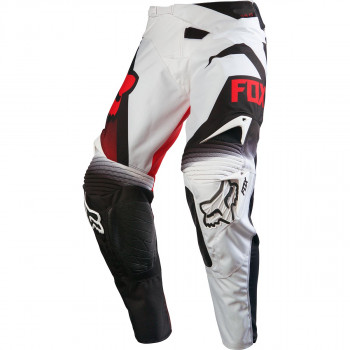 фото 1 Кроссовая одежда Мотоштаны Fox 360 Shiv Black-White 34