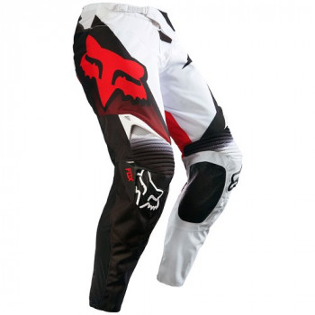 фото 2 Кроссовая одежда Мотоштаны Fox 360 Shiv Black-White 34