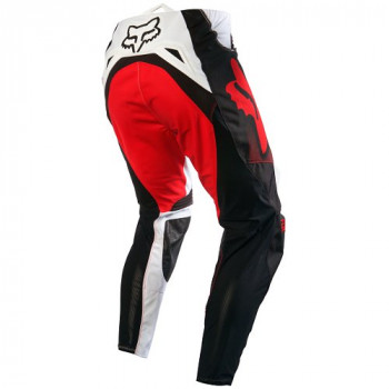 фото 3 Кроссовая одежда Мотоштаны Fox 360 Shiv Black-White 36