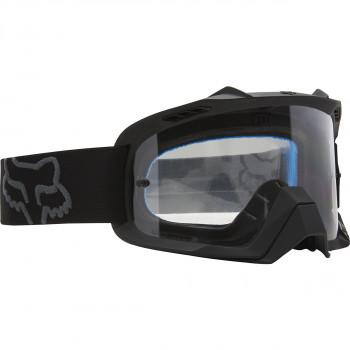 фото 2 Кроссовые маски и очки Мотоочки Fox Air Defence Race Black - Clear