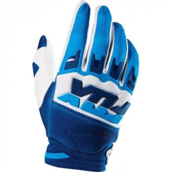 фото 1 Мотоперчатки Мотоперчатки Fox Dirtpaw Mako GLV Blue M (9)