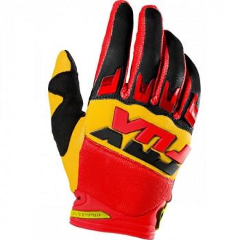 Мотоперчатки Fox Dirthpow Mako GLV Yellow M (9)