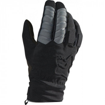 фото 1 Мотоперчатки Мотоперчатки Fox Forge CW Glove Black M (9)
