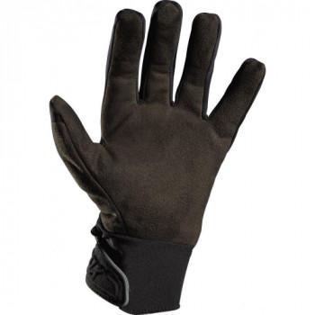 фото 2 Мотоперчатки Мотоперчатки Fox Forge CW Glove Black M (9)