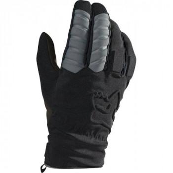 фото 1 Мотоперчатки Мотоперчатки Fox Forge CW Glove Black L (10)