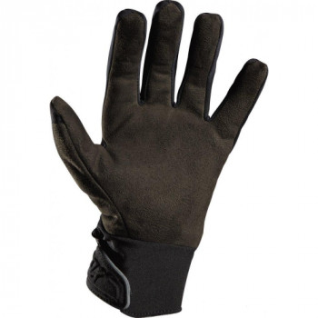фото 2 Мотоперчатки Мотоперчатки Fox Forge CW Glove Black L (10)