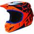 фото 2 Мотошлемы Мотошлем Fox V1 Race ECE Orange-Blue S