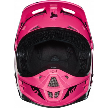 фото 3 Мотошлемы Мотошлем Fox V1 Race ECE Pink XL