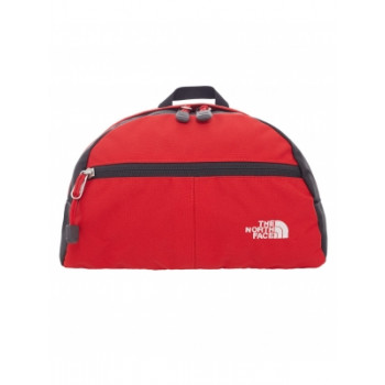 Сумка поясная The North Face Roo II 65J-TNF Red-Asphalt Grey