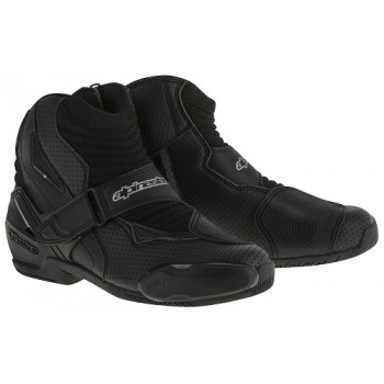 Мотоботы Alpinestars SMX-1 R Vented  Black 45