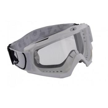 Кроссовая маска Oxford Assault Pro Goggle White