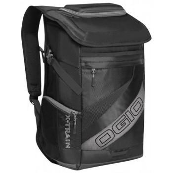 Городской рюкзак Ogio X-Train Pack Black-Silver