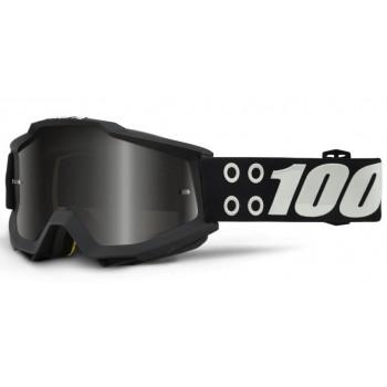 Мотоочки 100% Accuri Defcon1 - Mirror Silver Lens