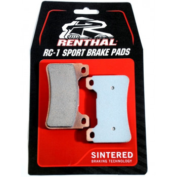 Колодки тормозные Renthal RC-1 Sports Brake Pads BP-518-HHP