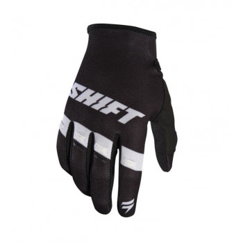 Мотоперчатки Shift Whit3 Air Glove Black-White M 2017