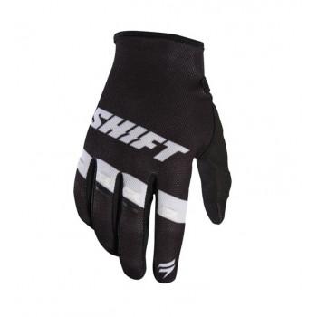Мотоперчатки Shift Whit3 Air Glove Black-White L 2017