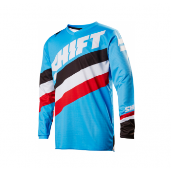 Мотоджерси Shift Youth Whit3 Tarmac Jersey Blue L 2017