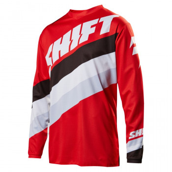 Мотоджерси Shift Whit3 Tarmac Jersey Red XL 2017