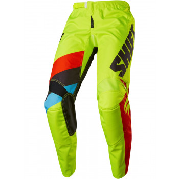 Мотоштаны Shift Whit3 Tarmac Pant Flo Yellow 32 2017