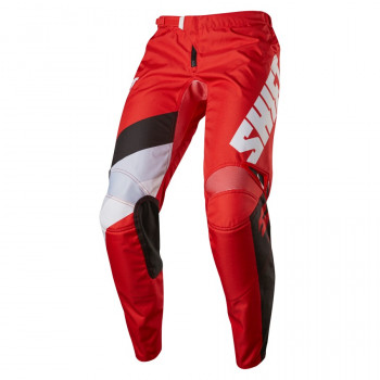 Мотоштаны Shift Whit3 Tarmac Pant Red 34 2017