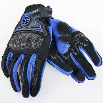 Мотоперчатки Scoyco MC23 Blue M