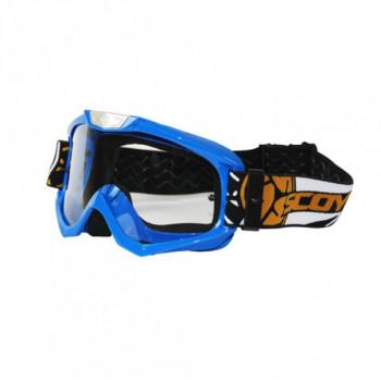 Мотоочки Scoyco G03 Blue