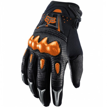 Мотоперчатки Fox Bomber Black-Orange S